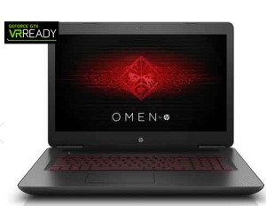 OMEN Notebook - 17-w201ng - starkes Gaming Notebook
