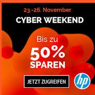HP Black Friday & Cyber Weekend mit bs zu 50% Rabatt
