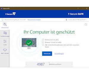 F-Secure SAFE Test